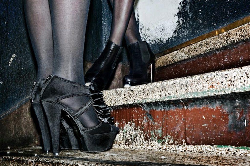 Die Robinson Kuhlmann Bar und ihre Schuhe