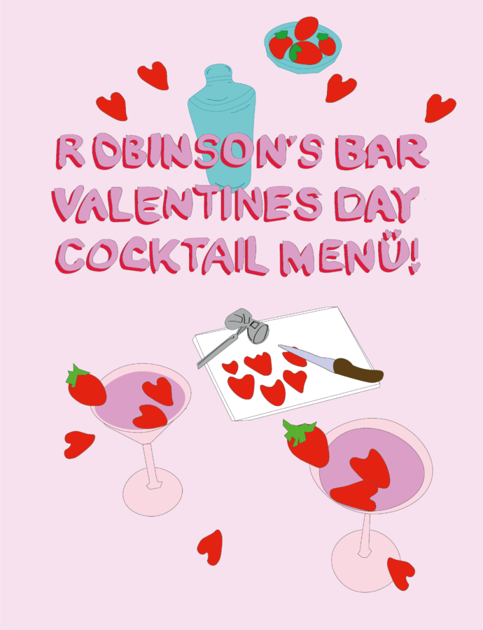Robinson's Bar Valentine's Day Special