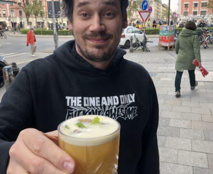 Der Tortuga Punch, der sagenhafte Rum Cocktail aus der Robinson Bar