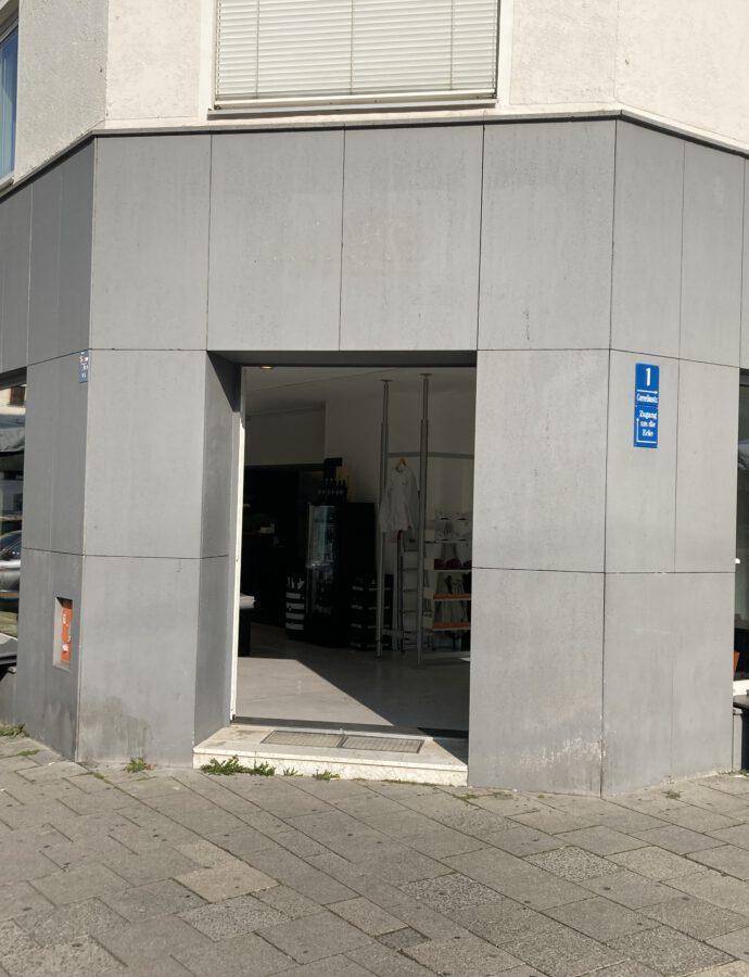 Pop Up Bar – Shop // Corneliusstrasse 1